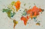 """"""" Il Mondo a colori """""""