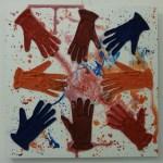 Mani in colore