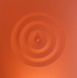 mini-cerchi  arancio 93 X 93