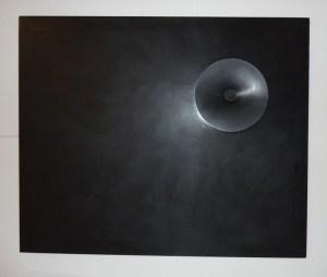 mini-Cerchio nero 89 x 54