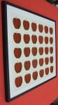 Mele tridimensionali rosse - verdi - gialle- non disponibile